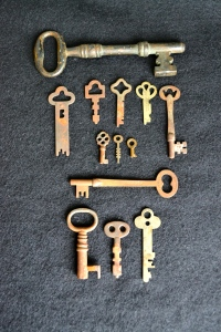 old key collection