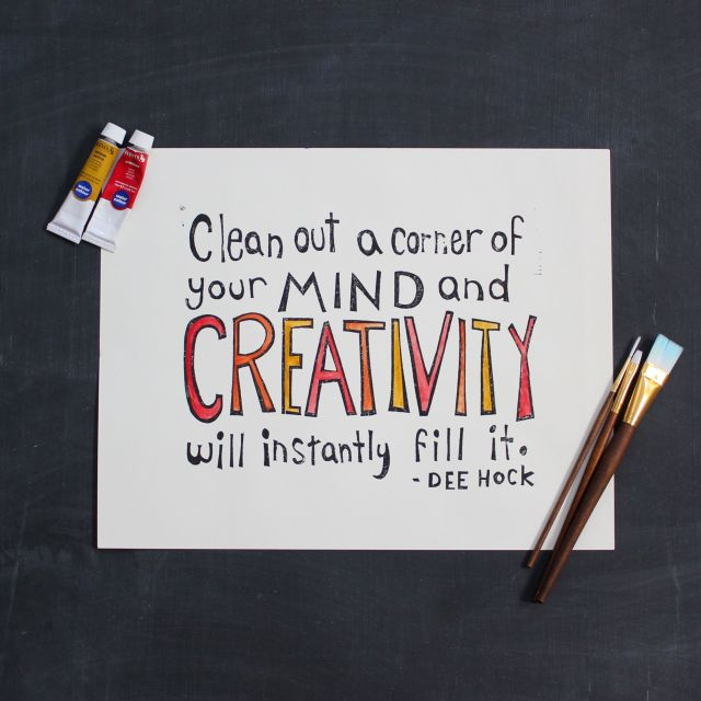 creativity fill
